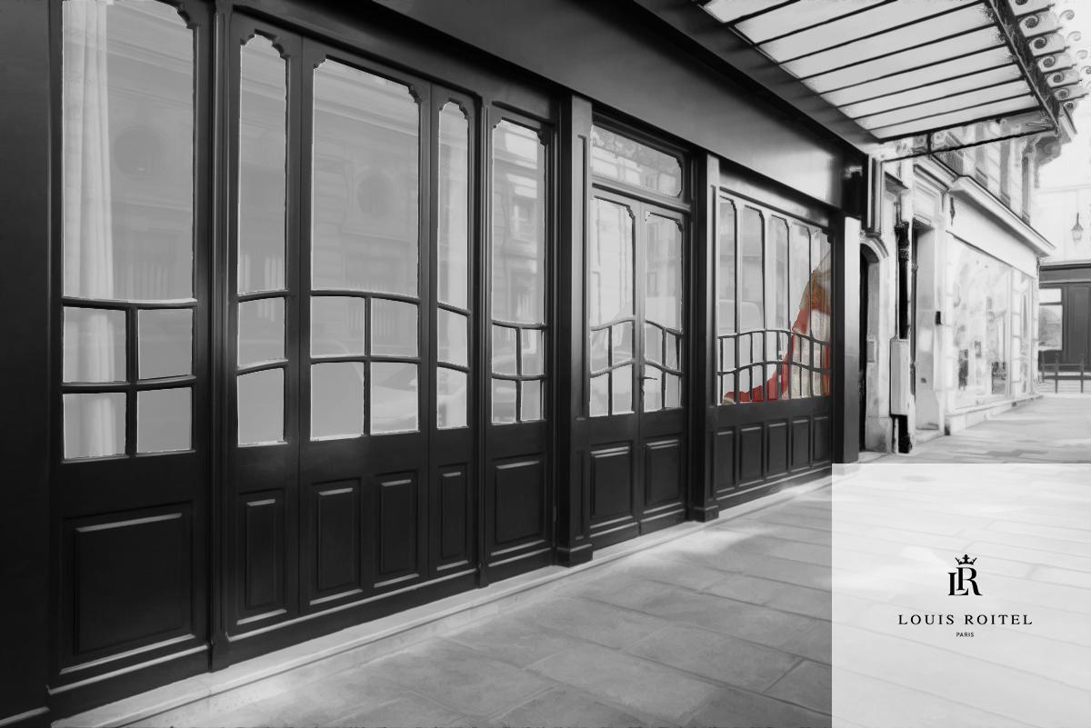 Pop up store Louis Roitel, Chaises de designers personnalisées haut de gamme