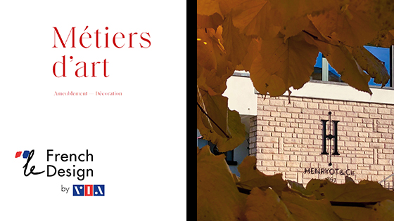 Dossier presse ateliers d'art manufacture luxe france henryot & cie